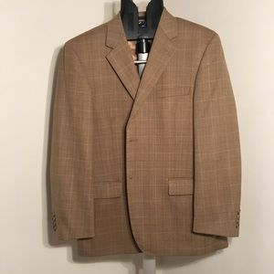 Andrew Fezza Men's Wool Sport Coat 42R
